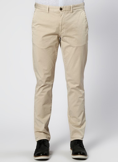 North Of Navy Pantolon Taş
